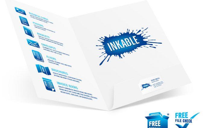 Presentation-Folders Printing